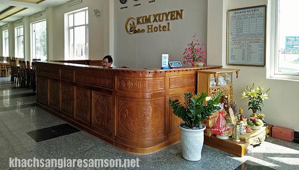 khách sạn 2 sao ở sầm sơn