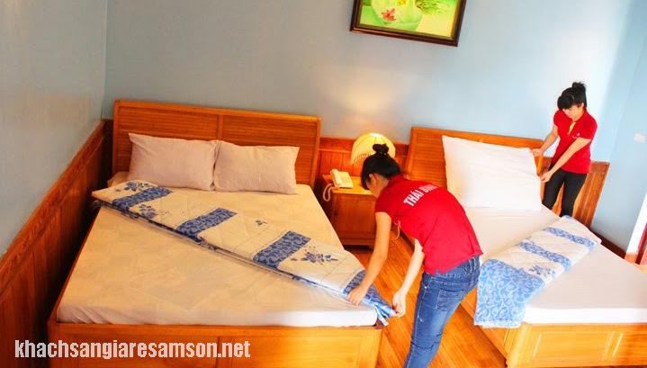 khách sạn sầm sơn bãi tắm B