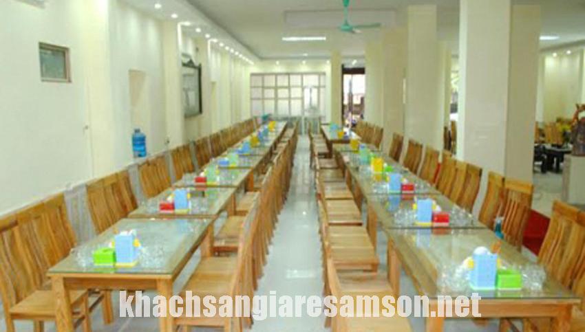 Khách sạn Đồng Khánh Sầm Sơn