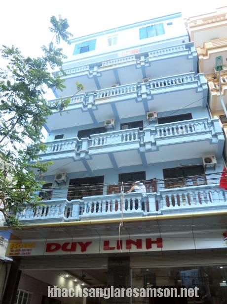 Khách Sạn Duy Linh Sầm Sơn