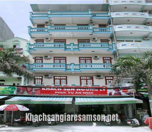 Khách sạn Hương Lý Sầm Sơn