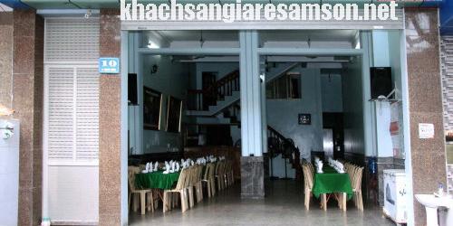 khách sạn Hương Sơn Sầm Sơn
