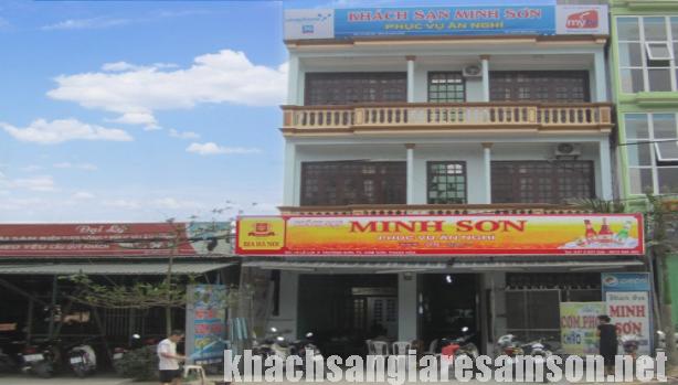 Khách sạn Minh Sơn Sầm Sơn