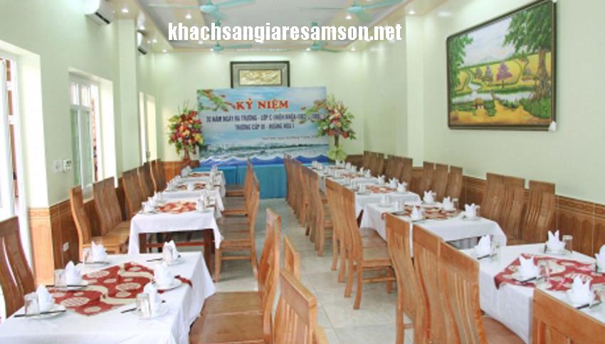 Nhà Nghỉ Tùng Mai Sầm Sơn