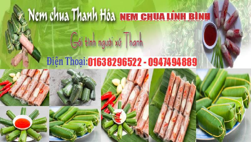 Nem Chua Thanh Hóa ( Đặc sản xứ Thanh)