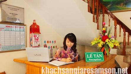 Nhà Nghỉ Hoàng Lâm Sầm Sơn Thanh Hóa
