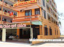Nhà Nghỉ Hoàng Lân Sầm Sơn Thanh Hóa