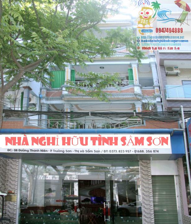 Nhà Nghỉ Hữu Tình Sầm Sơn Thanh Hóa