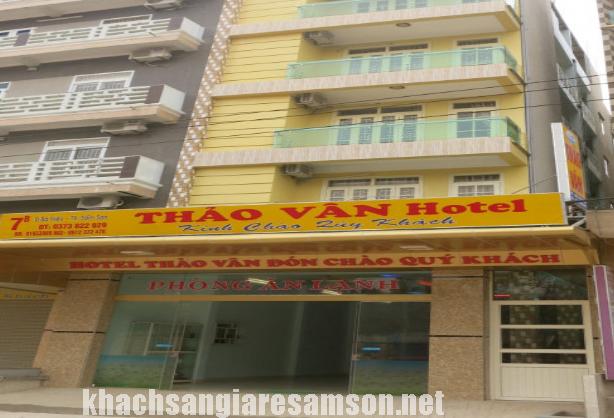 Nhà nghỉ Thảo Vân Sầm Sơn Thanh hóa