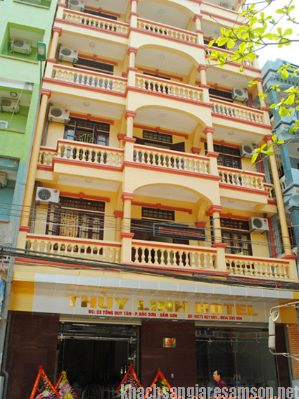 Khách Sạn Thùy Linh Sầm Sơn