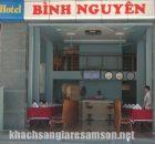 Khách Sạn Bình Nguyên Sầm Sơn