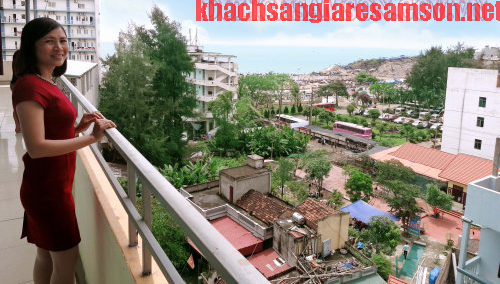 Khách sạn Mai Hà Sầm Sơn