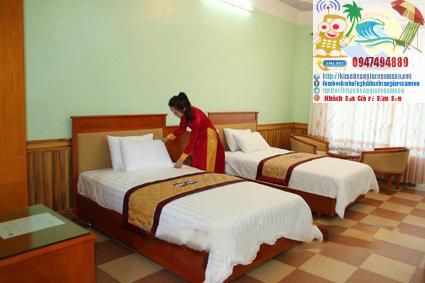 Khách Sạn Skyvie Sầm Sơn