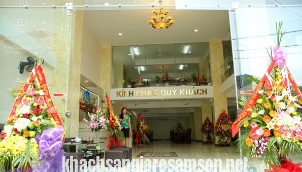 Khách Sạn Vũ Gia Sầm Sơn Thanh Hóa