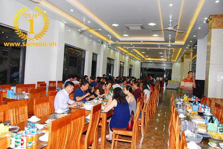 Nhà Hàng ở Sầm Sơn Thanh Hóa