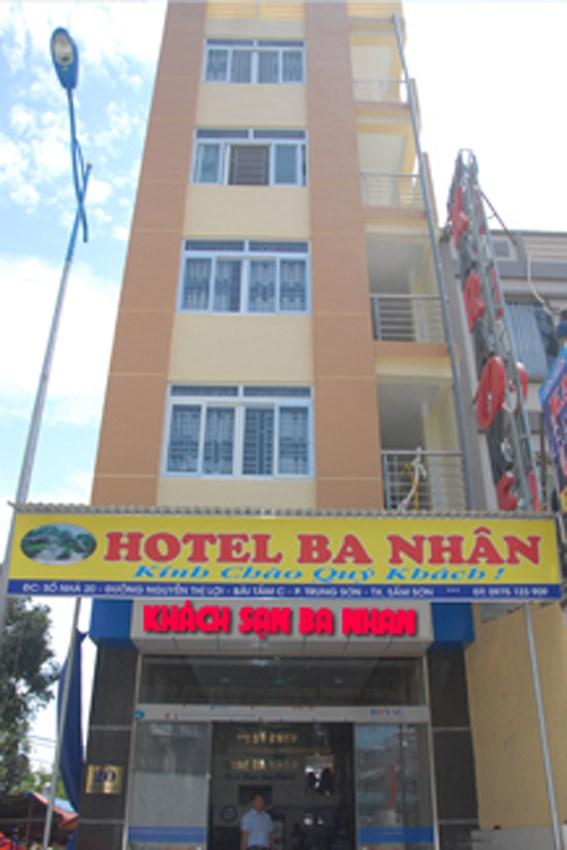 Khách Sạn Ba Nhân Sầm Sơn