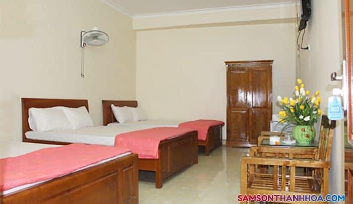 Khách sạn châu hòa sầm sơn